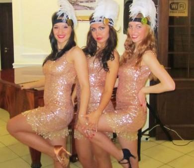 Новогодняя ночь для отеля «Полюстрово»