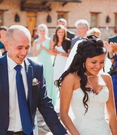 Свадьба Никиты и Ирины в «Старой мельнице»