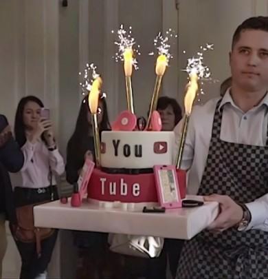 День рождения Веры 10 лет
